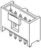 90136-1102「压接外壳」PDF 图纸 参数 下载